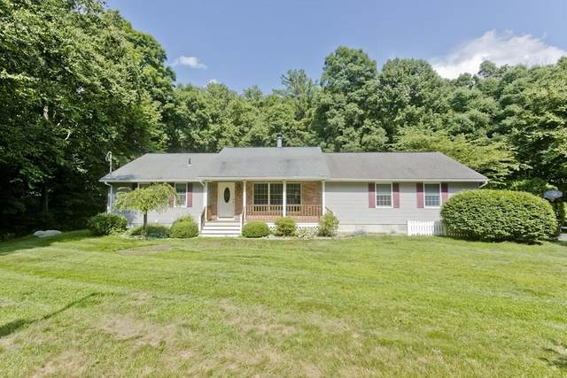 214 Munn Rd, Monson, MA 01057 (MLS #72688059) :: Spectrum Real Estate Consultants