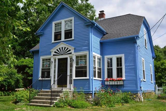 665 Burncoat St, Worcester, MA 01606 (MLS #72688083) :: Westcott Properties