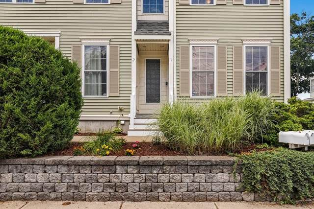 9 Russell St #1, Waltham, MA 02453 (MLS #72688092) :: Boylston Realty Group