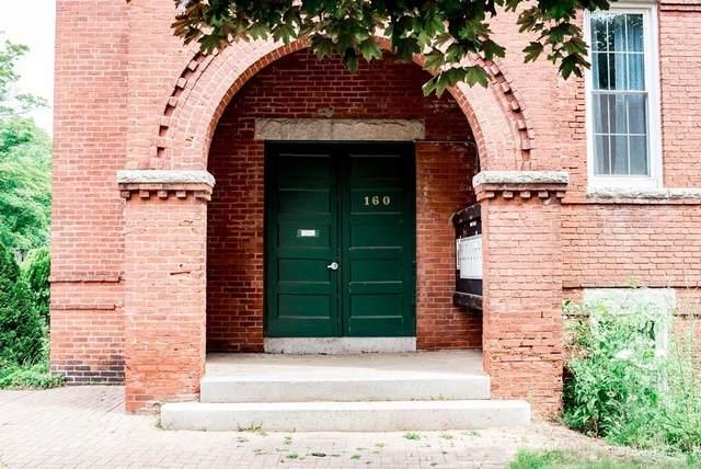 160 Salem #203, Haverhill, MA 01835 (MLS #72688099) :: Exit Realty