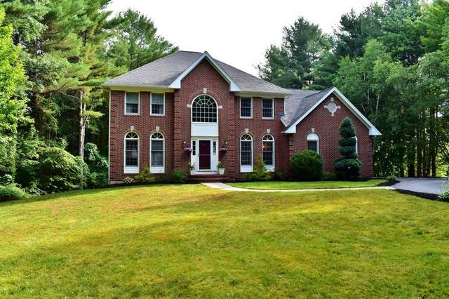 132 Kendall Hill Rd, Sterling, MA 01564 (MLS #72688131) :: The Duffy Home Selling Team