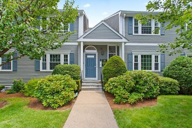 33 Washington Grn #3, Walpole, MA 02032 (MLS #72688140) :: Spectrum Real Estate Consultants