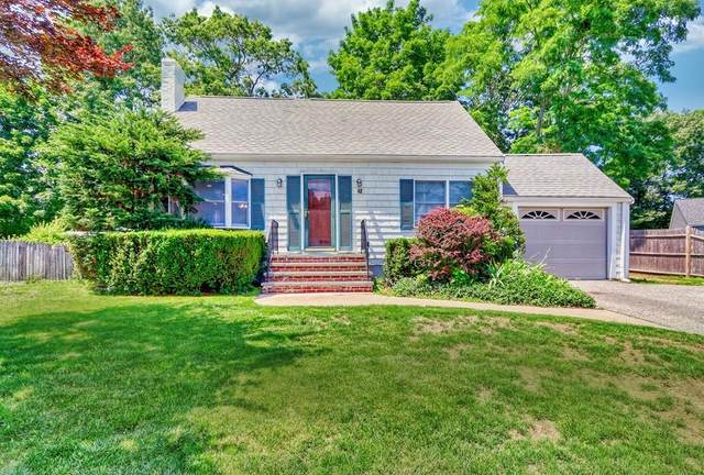 40 Carroll Court, Westwood, MA 02090 (MLS #72688141) :: Spectrum Real Estate Consultants