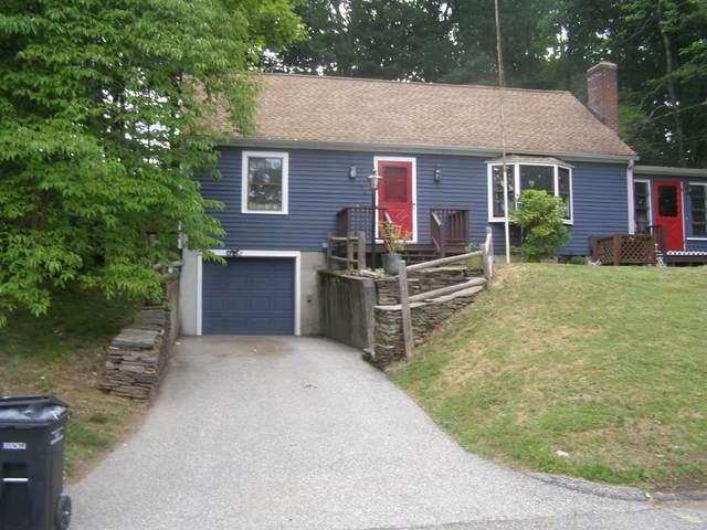 74 Hanward Hill, East Longmeadow, MA 01028 (MLS #72688150) :: Westcott Properties