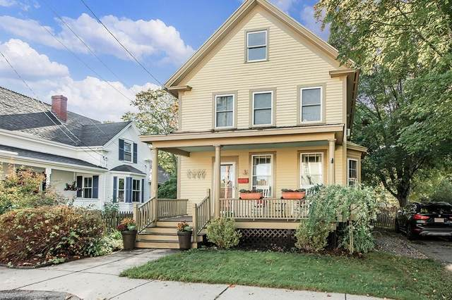 52 Pearl St, Amesbury, MA 01913 (MLS #72688186) :: DNA Realty Group
