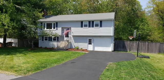 41 Burning Tree Rd, Natick, MA 01760 (MLS #72688291) :: The Gillach Group