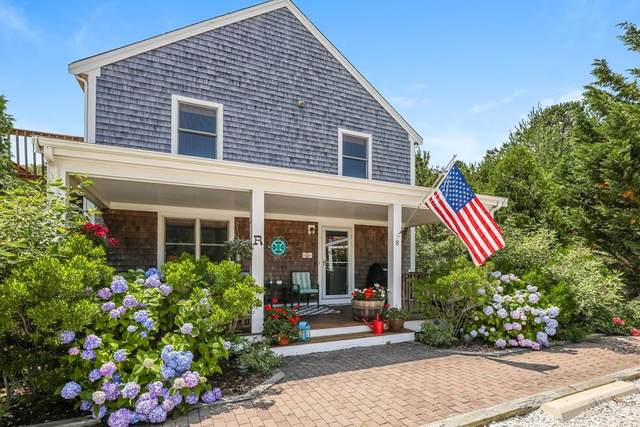 60 Race Point Rd #8, Provincetown, MA 02657 (MLS #72688325) :: The Duffy Home Selling Team
