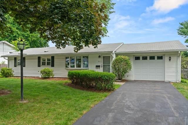 91 Cherry Street, Framingham, MA 01701 (MLS #72688345) :: Exit Realty