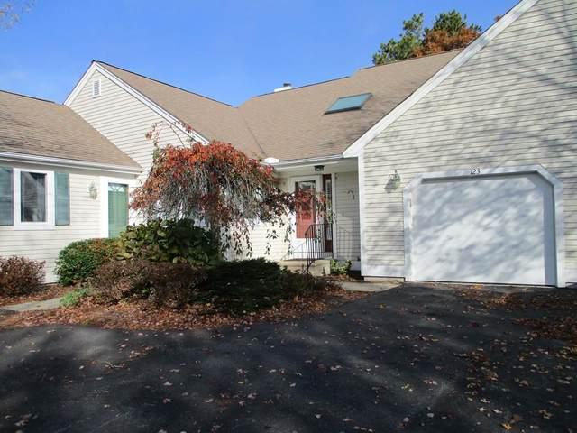 123 Leisure Green Drive #166, Mashpee, MA 02649 (MLS #72688349) :: The Duffy Home Selling Team