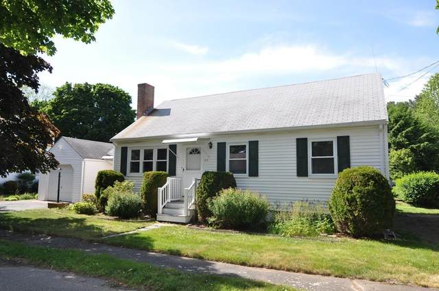 24 Chipman Road, Beverly, MA 01915 (MLS #72688369) :: Exit Realty