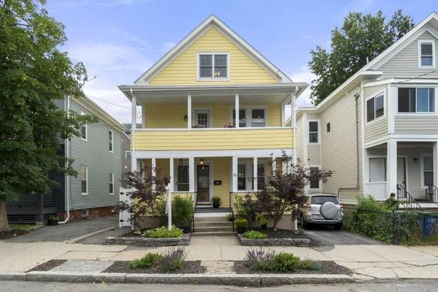 46 Cameron Ave #1, Somerville, MA 02144 (MLS #72688394) :: Boylston Realty Group