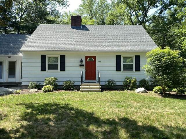 99 Chestnut St, Amherst, MA 01002 (MLS #72688446) :: NRG Real Estate Services, Inc.