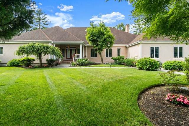 27 Indian Rock Road, Natick, MA 01760 (MLS #72688505) :: The Gillach Group