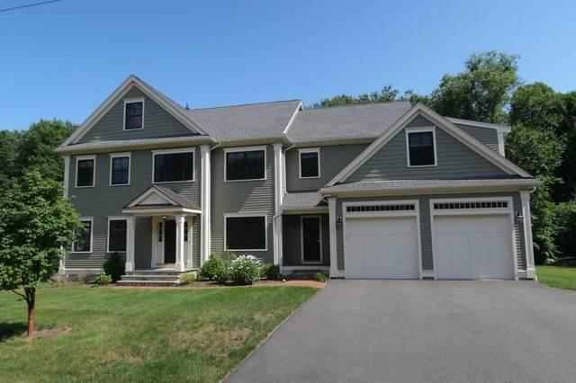 17 Redcoat Lane, Lexington, MA 02420 (MLS #72688521) :: EXIT Cape Realty