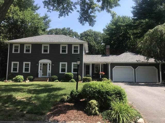 29 Pinecone Ln, Southborough, MA 01772 (MLS #72688606) :: Team Tringali
