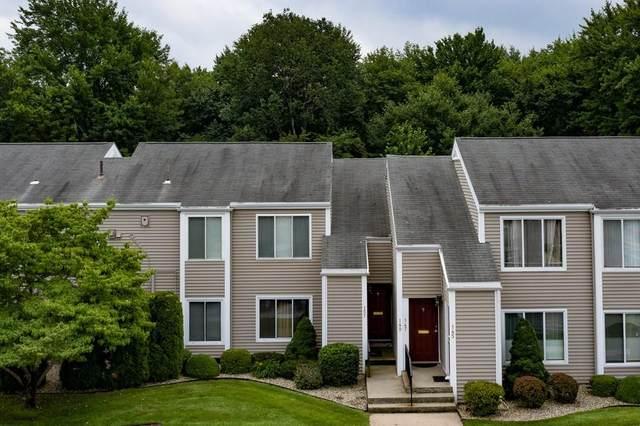 151 Nassau Dr #151, Springfield, MA 01129 (MLS #72688633) :: NRG Real Estate Services, Inc.