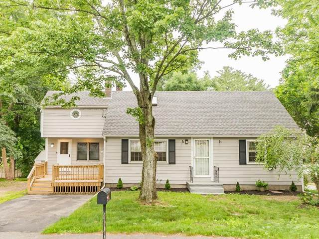 36 Park Ave, Middleton, MA 01949 (MLS #72688638) :: The Duffy Home Selling Team