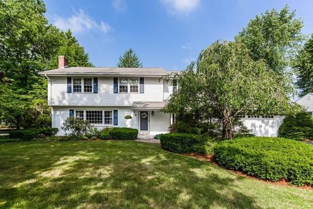 186 Viscount Road, Longmeadow, MA 01106 (MLS #72688641) :: NRG Real Estate Services, Inc.