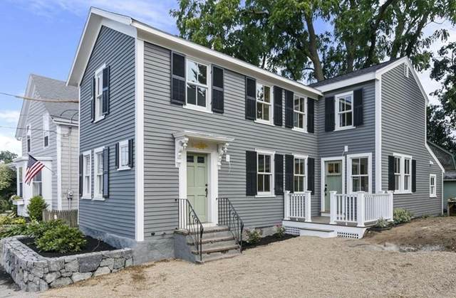 12 Green Street, Marblehead, MA 01945 (MLS #72688654) :: DNA Realty Group