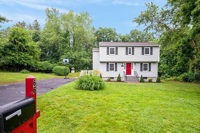 66 Marian Drive, North Andover, MA 01845 (MLS #72688666) :: The Duffy Home Selling Team