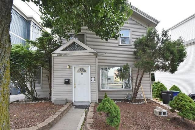 38 Dane St #2, Somerville, MA 02143 (MLS #72688712) :: Zack Harwood Real Estate | Berkshire Hathaway HomeServices Warren Residential