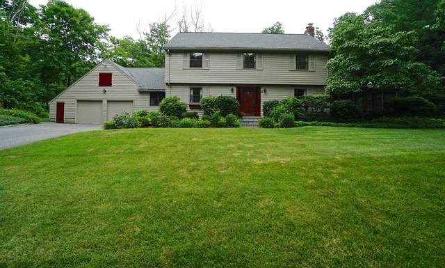 27 Bridle Path, Sherborn, MA 01770 (MLS #72688776) :: Trust Realty One