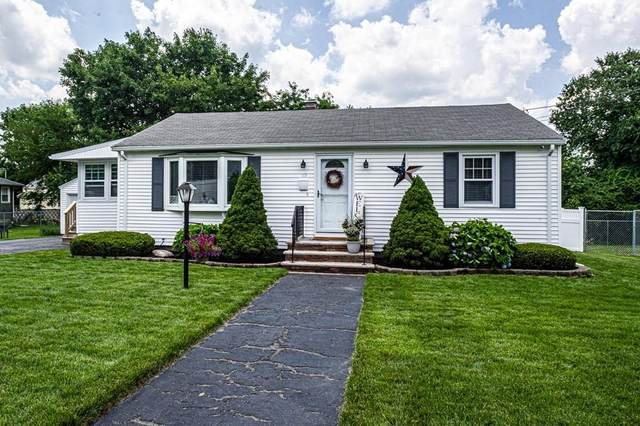 12 Rule Lane, Lowell, MA 01854 (MLS #72688778) :: EXIT Cape Realty