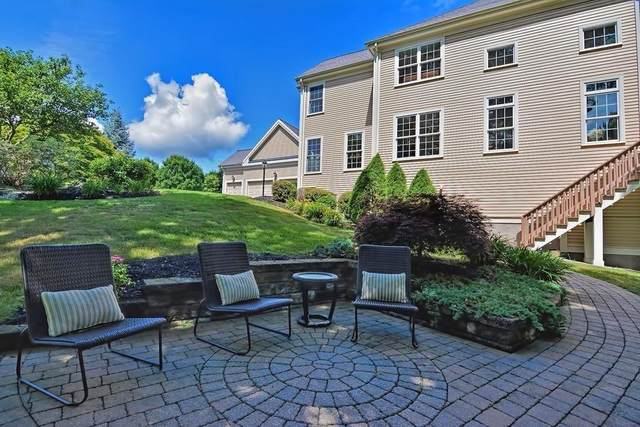 41 Clubhouse Way #41, Sutton, MA 01590 (MLS #72688786) :: Trust Realty One