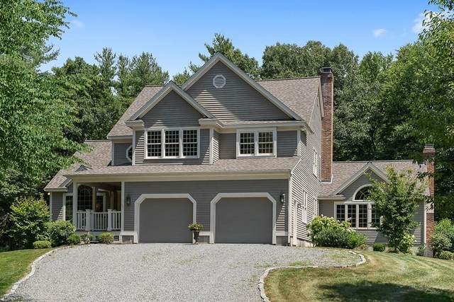 51 Westcott Road, Harvard, MA 01451 (MLS #72688853) :: Kinlin Grover Real Estate