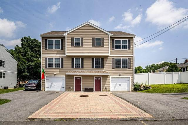 301 Lowell Ave #301, Haverhill, MA 01832 (MLS #72688878) :: Exit Realty