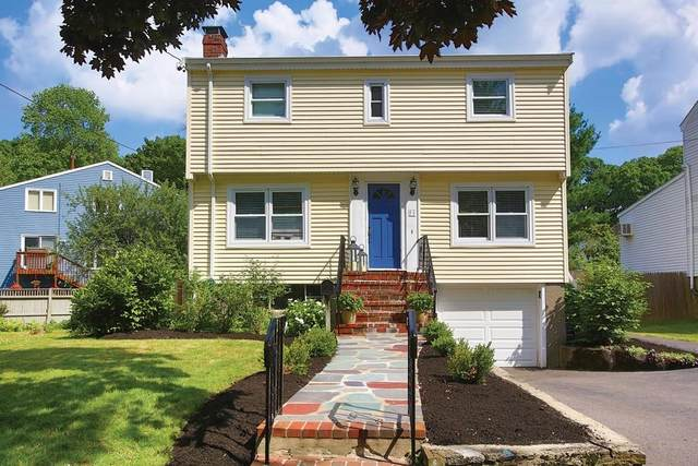73 Dale St, Brookline, MA 02467 (MLS #72688917) :: Zack Harwood Real Estate | Berkshire Hathaway HomeServices Warren Residential