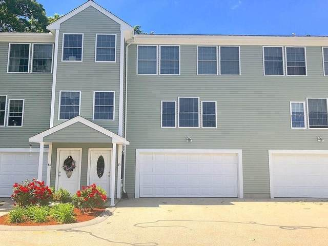 71 Terry Lane #71, Plainville, MA 02762 (MLS #72688932) :: RE/MAX Unlimited