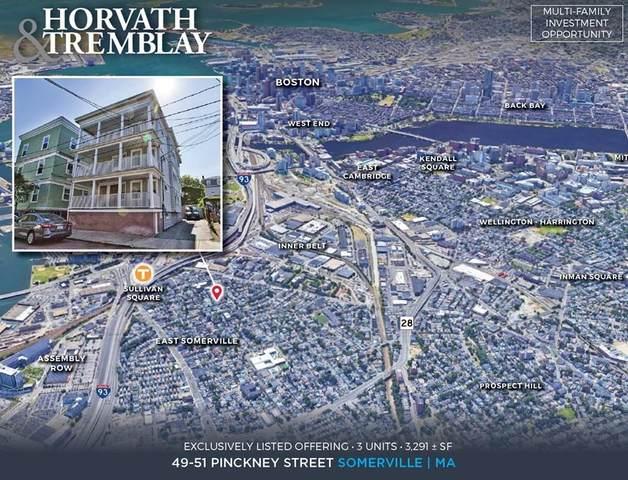 49-51 Pinckney Street, Somerville, MA 02145 (MLS #72688946) :: Zack Harwood Real Estate | Berkshire Hathaway HomeServices Warren Residential