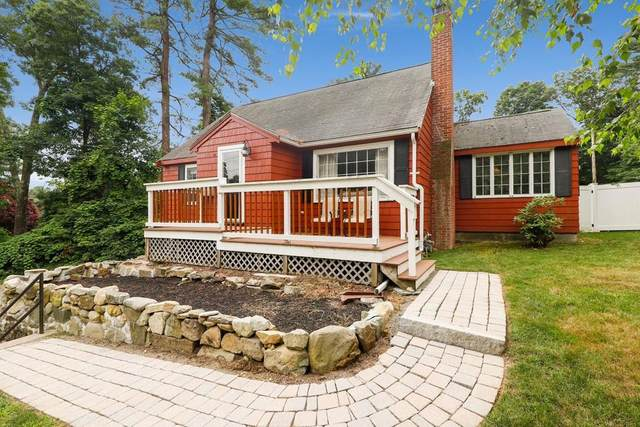 578 Central St, Stoughton, MA 02072 (MLS #72688948) :: Exit Realty