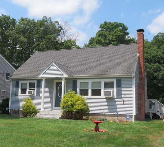 82 Broadway, Stoughton, MA 02072 (MLS #72688957) :: Exit Realty