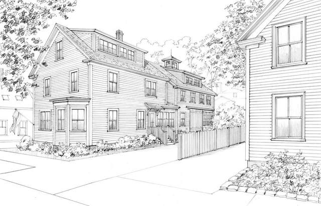 35 Oakland St #2, Newburyport, MA 01950 (MLS #72688961) :: Kinlin Grover Real Estate