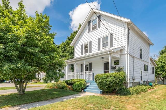 356 Concord Street, Framingham, MA 01702 (MLS #72688997) :: Exit Realty