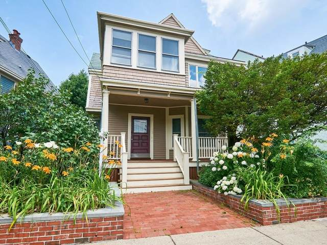 25 Munroe Street #2, Somerville, MA 02143 (MLS #72689005) :: Zack Harwood Real Estate | Berkshire Hathaway HomeServices Warren Residential