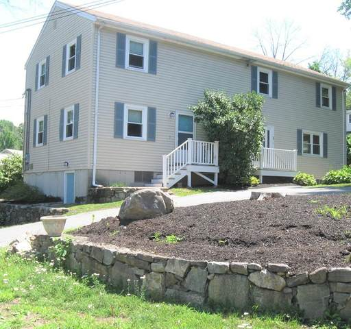 25-27 Enfield St, North Andover, MA 01845 (MLS #72689059) :: Westcott Properties