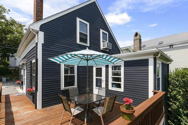 24 Prospect St., Marblehead, MA 01945 (MLS #72689126) :: The Gillach Group