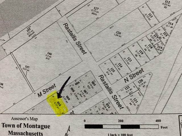 0 N St, Montague, MA 01376 (MLS #72689148) :: Trust Realty One