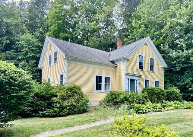 435 Pine Street, Amherst, MA 01002 (MLS #72689197) :: The Gillach Group