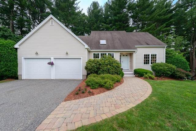 17 Cranberry Lane #17, Burlington, MA 01803 (MLS #72689230) :: Exit Realty
