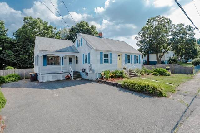 15 Thomas Road, Weymouth, MA 02190 (MLS #72689358) :: Kinlin Grover Real Estate