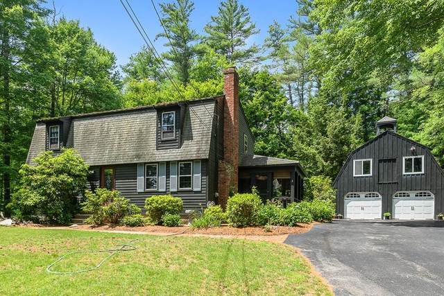 115 Shirley, Pepperell, MA 01463 (MLS #72689366) :: The Gillach Group