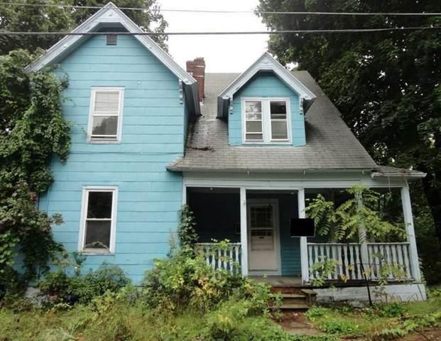 12 Nutting St, Fitchburg, MA 01420 (MLS #72689370) :: Westcott Properties