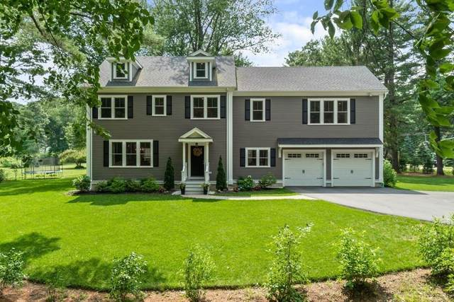 3 Pine Ridge Road, Wayland, MA 01778 (MLS #72689376) :: Westcott Properties