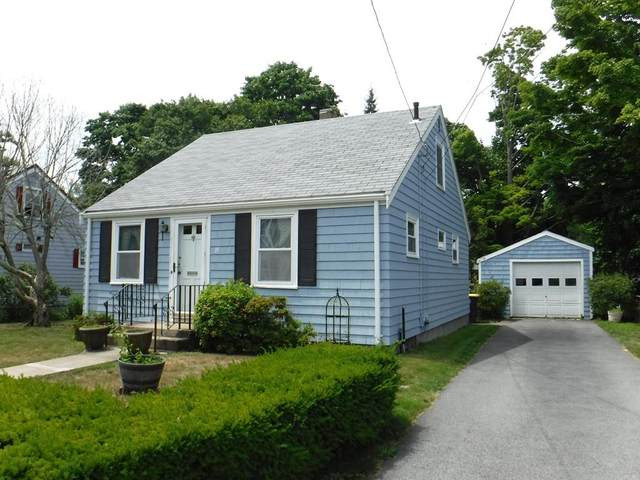 19 Crescent Rd, Weymouth, MA 02191 (MLS #72689392) :: EXIT Cape Realty