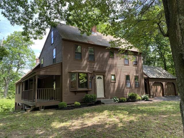 326 Mountain Road, Princeton, MA 01541 (MLS #72689485) :: The Duffy Home Selling Team