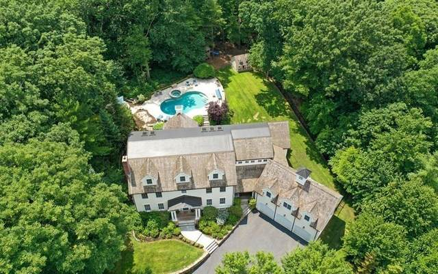 49 Woodchester Drive, Weston, MA 02493 (MLS #72689503) :: Spectrum Real Estate Consultants